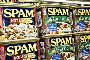 spam correo no deseado