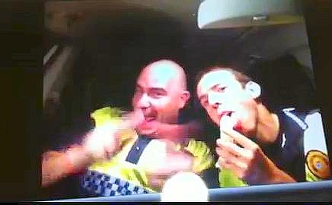 Video polícias Cerdanyola